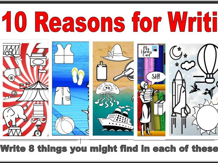 10 Reasons for Writing Lists