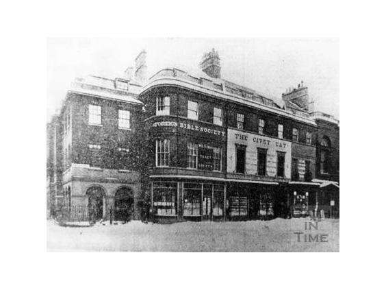 Writers in Bath - Mary Shelley: Frankenstein