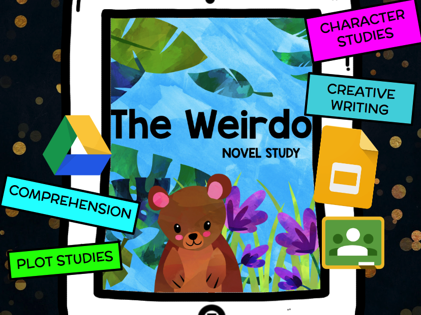 The Weirdo Novel Study