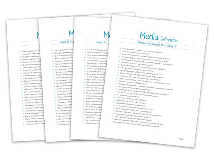 Y12 - Questions on Media (Television)