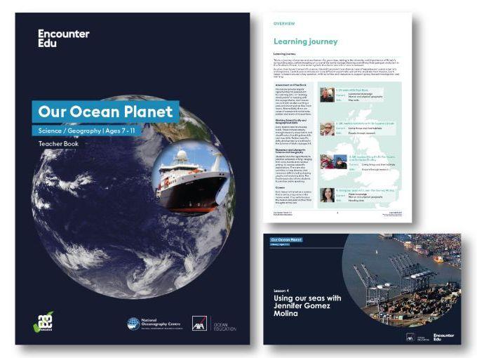 Become an ocean explorer KS2 unit of work