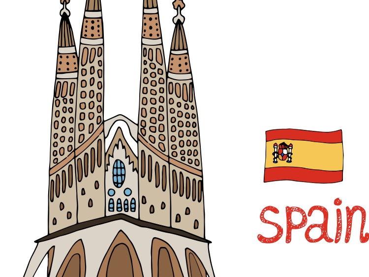 Antoni Gaudi Biography ~ Lectura de Antonio Gaudí y La sagrada familia