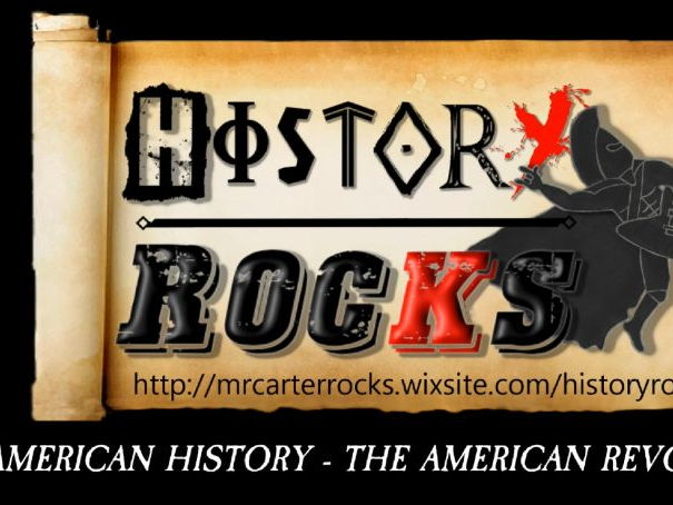 American History - The American Revolution (Song)