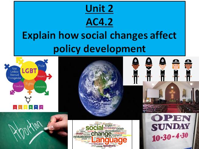 Criminology (NEW SPEC)Unit 2 EXAM UNIT- Criminological Theories-AC4.2 Lesson
