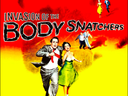 GCSE Film Studies: Invasion of the Body Snatchers (Siegel, USA, 1956)