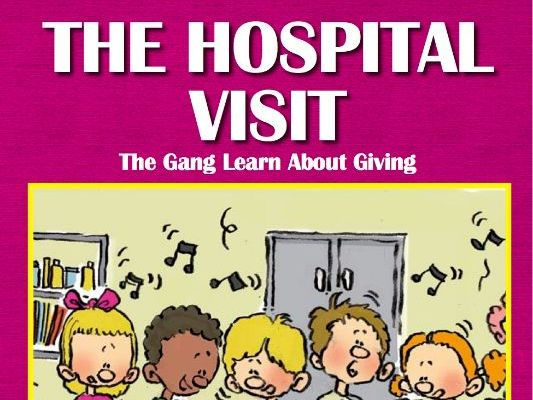 Free Money and Life Lessons Story Book for KS1 (The Hospital Visit)