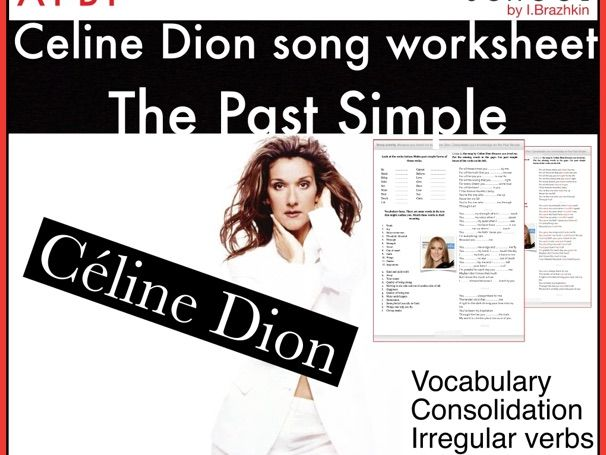 Past Simple Revision. Song activity.