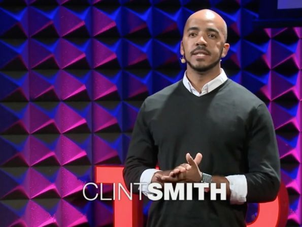 Clint Smith - The Danger of Silence