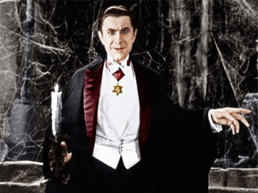 Dracula unit - Creating a vocabulary bank of powerful words