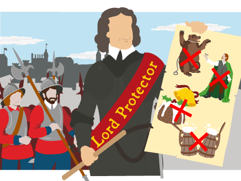 Puritan England