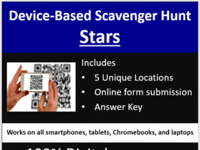 Stars – A Device-Based Scavenger Hunt Activity