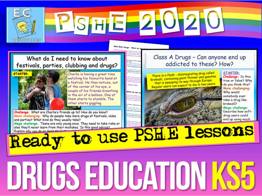 Drugs Education