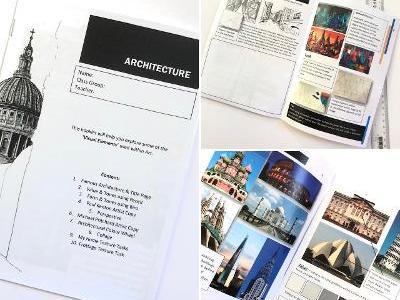 KS3 Architecture/Visual Elements Booklet