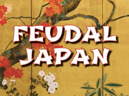 Feudal Japan Resource Bundle