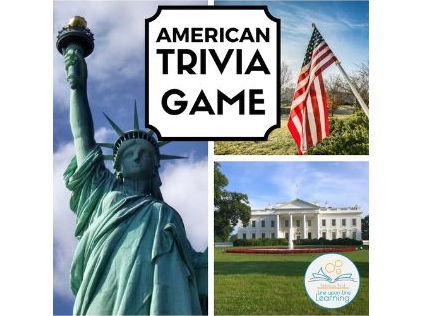 American Trivia Game