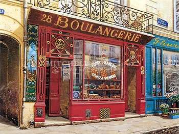 Types of shops in France (les petits commerçants)