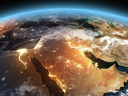 12. Why is the population of the Middle East so diverse?
