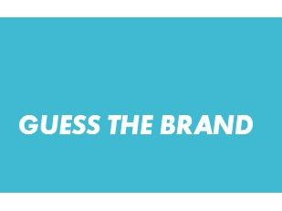 Name the brands - form time game