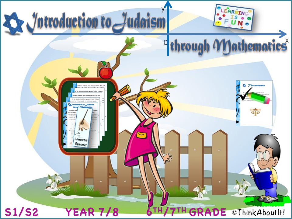 Introduction to Judaism through Mathematics