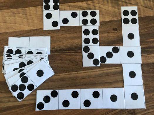 Free Domino Printable