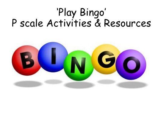 SEND Maths Number Bingo Activities