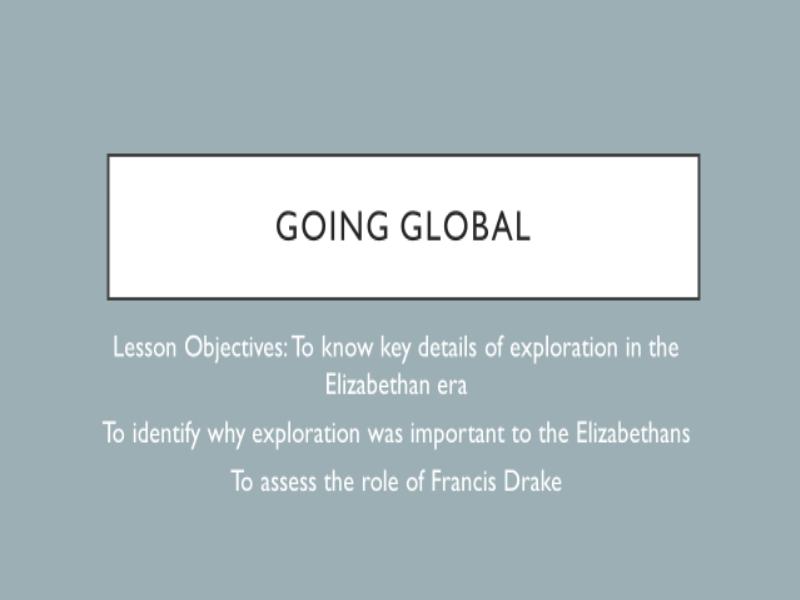 Elizabethan Exploration - Was Francis Drake a Hero or Villain?