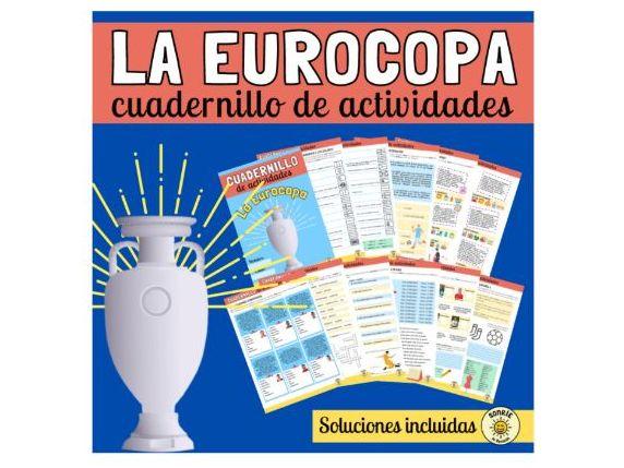 Cuadernillo Eurocopa 2021 Spanish Euros 2021 KS3 & 4. Vocab & Grammar Answers included