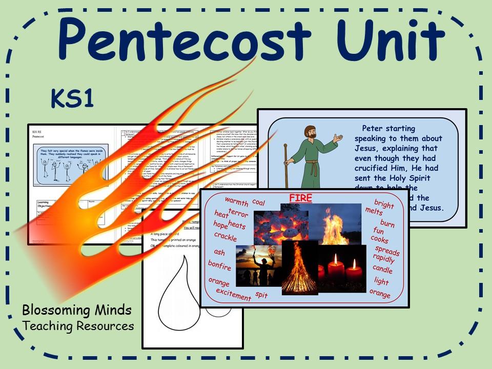 KS1 Pentecost Unit - May/June