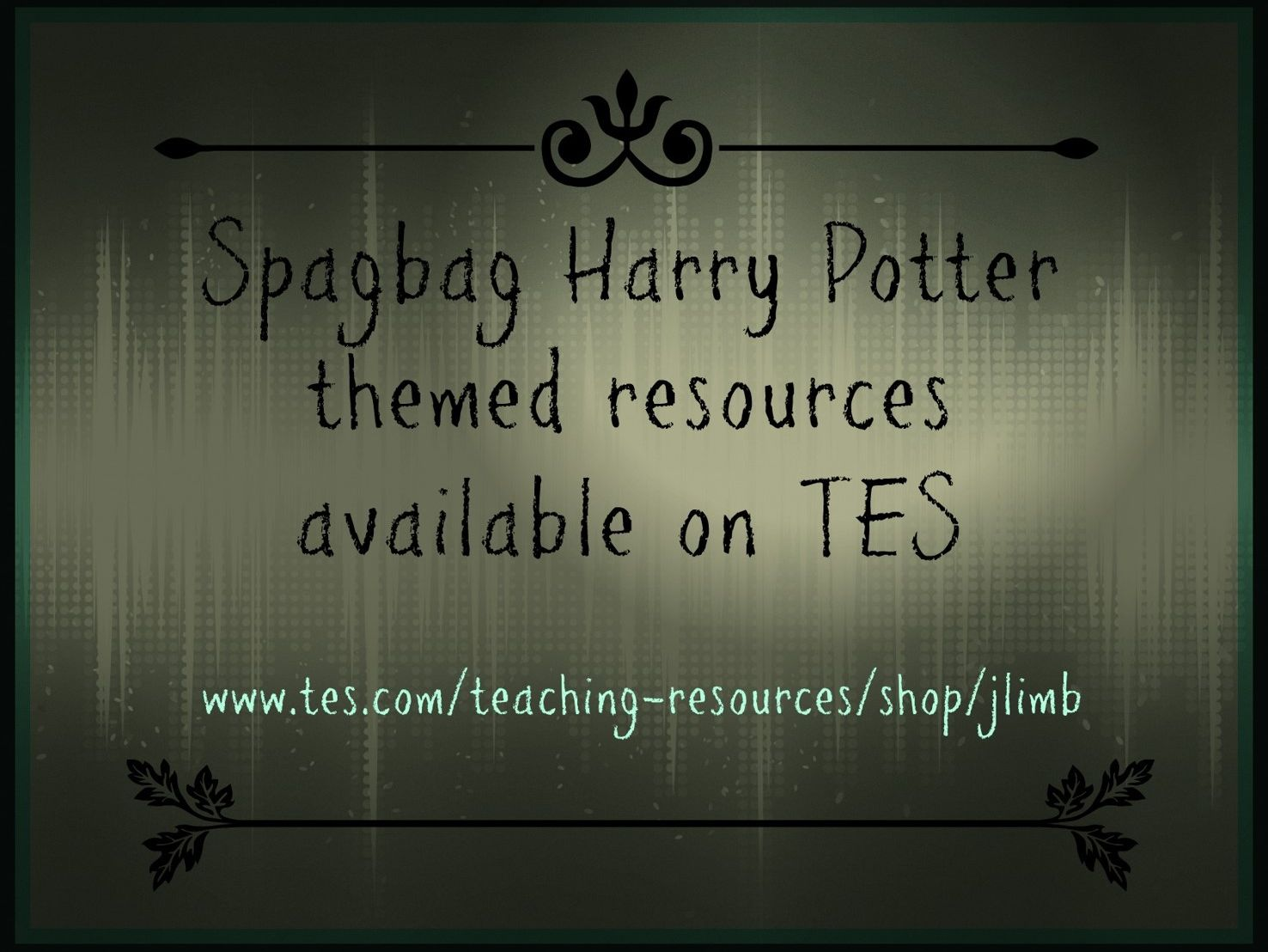 Learn to spell with Potter bundle