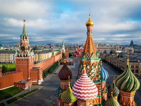 Russia - climate