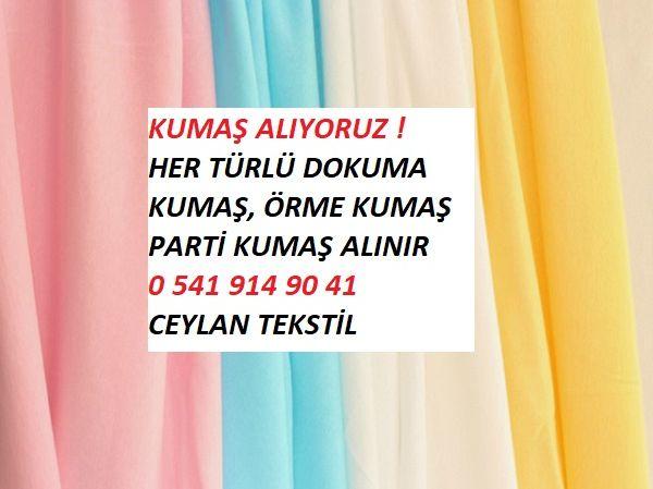 Parça Kumaş Alanlar _ 0541 914 90 41