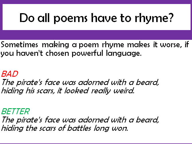 Poetry plans, PPT and resources Year 4/5
