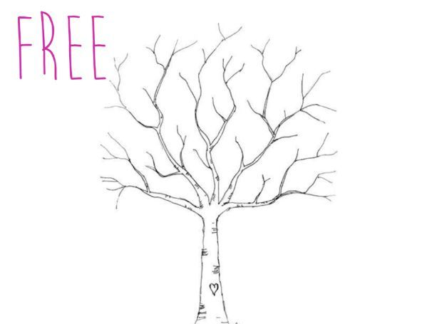 Friendship and Kindness Tree