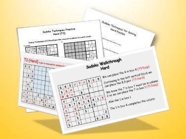 Sudoku for Fun - Hard
