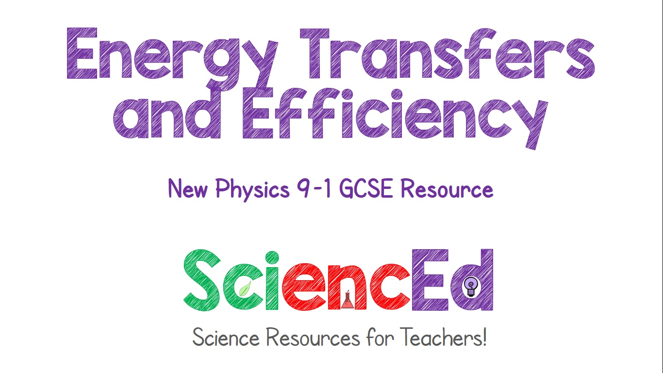 Energy Transfers and Efficiency  by SciencEd