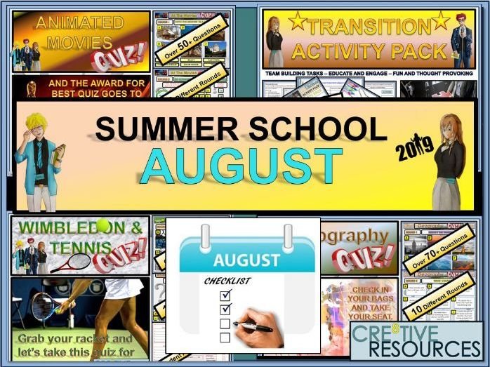 Summer School  End of Term