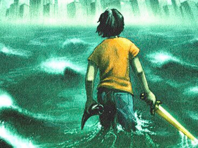 Percy Jackson & The Lightning Thief 6 Week UKS2 Year 5/6 Guided Reading, Writing & Topic Plans