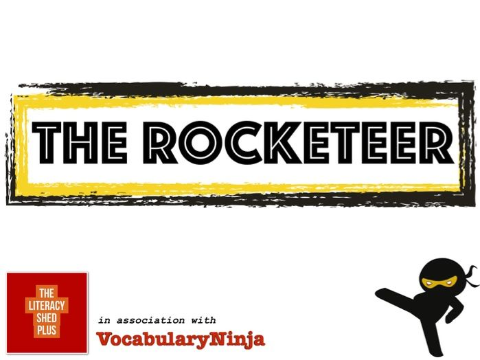 The Rocketeer Vocabulary Pack