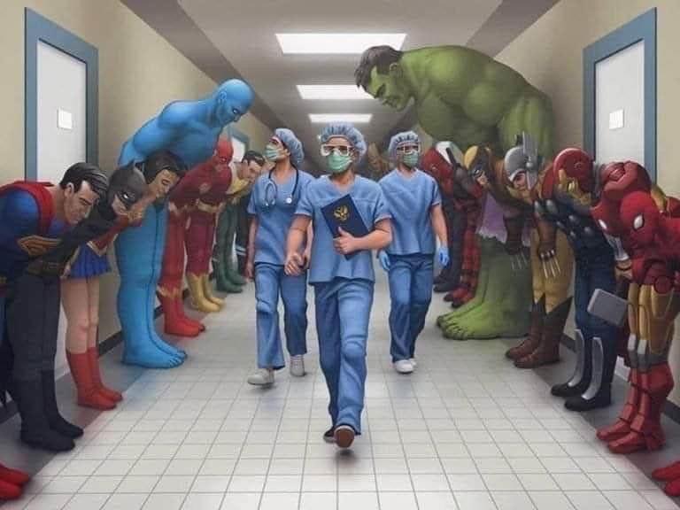 NHS Superhero | Teaching Resources