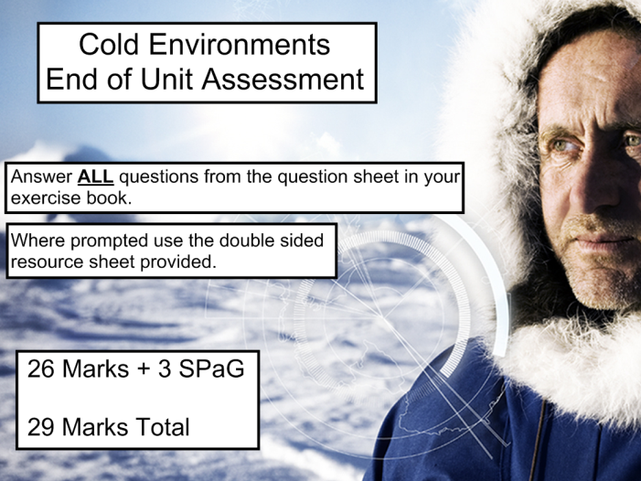 Cold Environments Assessment