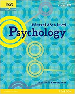 Edexcel A-Level Psychology - Complete Revision Notes for Papers  1 + 2 + 3
