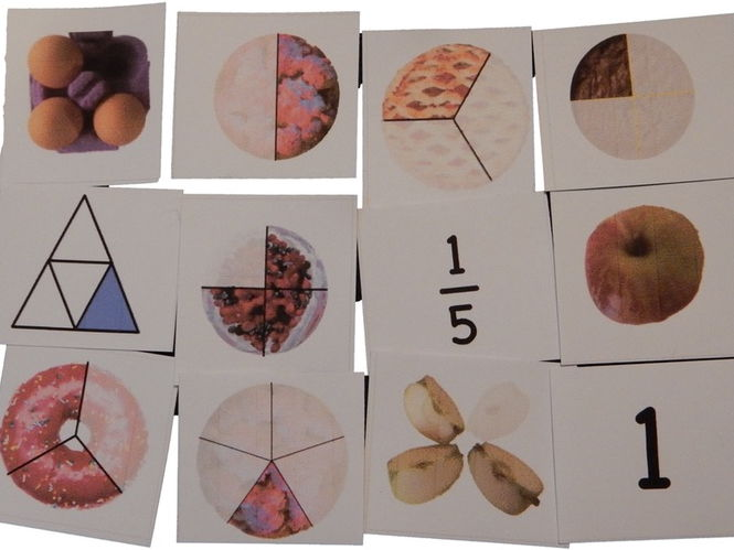 Fraction Ordering Set 1