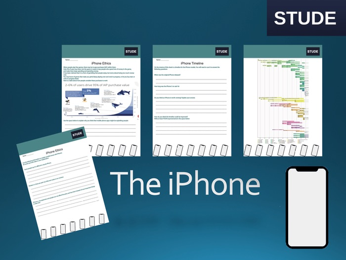 iPhone presentation and lesson resources