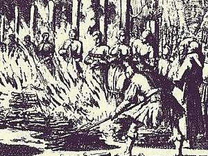 Why did people believe in witchcraft in the Seventeenth Century?