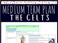 The Celts - Medium Term Plan