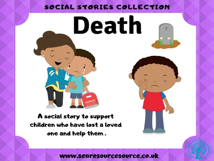 Social Story about Death