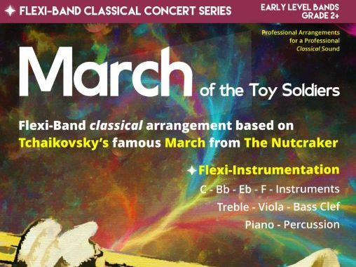 March From The Nutcracker (Flexi-Band)