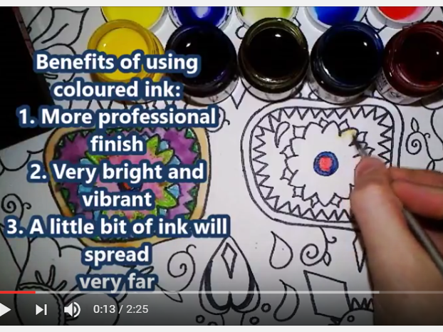 Dia de los Muertos/Day of the Dead Art and Design Lesson 1 and 2