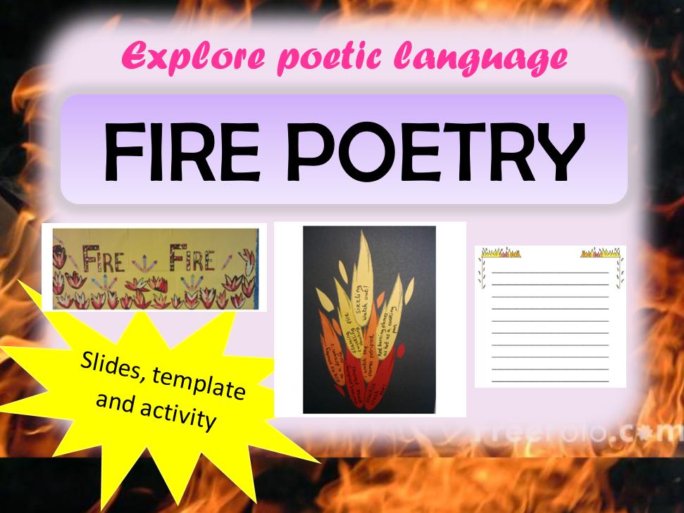 Ks1 Fire Poetry