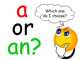 'A or an' SPAG game-Amazon rainforest